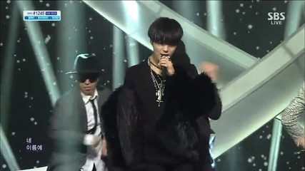 [131013] Shinee - Close It + Symptoms + Everybody @ Inkigayo Comeback Stage