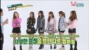 [енг. субс]140409 A Pink в Weekly Idol част(1/2)