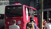 Germany: BVB and Bayern arrive for 'der Klassiker' without fans
