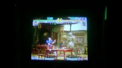 Arcade Casuals - maka vs shouryuken N2