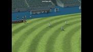 Pes2008 ебати гола на Кристиано Роналдо !!!