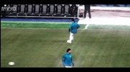 Cristiano Ronaldo - Freestyle Show - Real Madrid 2012 Hd