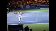 Тенис ветерани : Борг - Макенроу