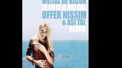 [new]offer Nissim ft.meital De Razon-toda La Noche (remix)