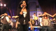 Demi Lovato & Jonas Brothers - Behind The Scenes (2010 Walmart Soundcheck)