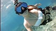 Страхотно преживяване - Gopro - Director's Cut - Shark Riders