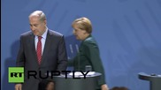 Germany: 'Two state solution' best answer to Israel-Palestine conflict - Merkel