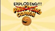 Досадният Портокал - Досадният Портокал хълца, 15.10.2010