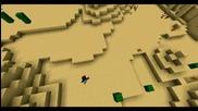 Minecraft Оцеляване на предела w/bear Grills a.k.a Steve Grills пустинята Сахара !