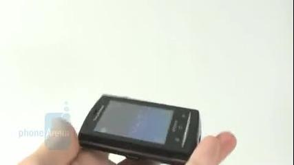 Това е видео ревюто на Sony Ericsson Xperia X10 mini pro