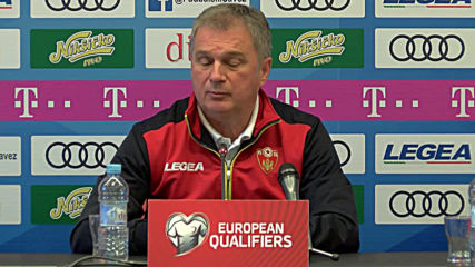 Montenegro: Hosts expect 'tough' England game
