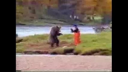 Бой с мечка