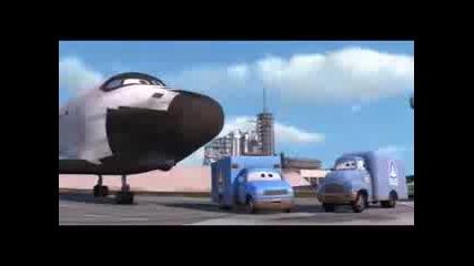 Cars 2 - Матърс Разкава Истории