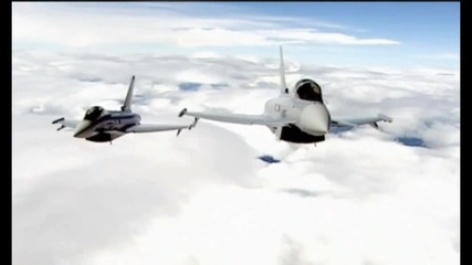 Eurofighter action