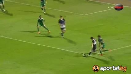 Динамо Загреб 3-2 Лудогорец Разград