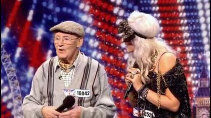 Цял Епизод! Новите серии на Britain's Got Talent 2011 - Епизод 1 ( Част 1) 24.04.2011