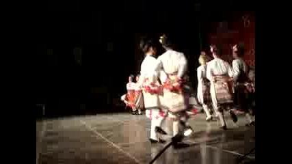Джиновски танц [на фестивала в Турция]