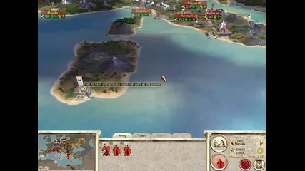 Rome total war julii campaign епизод 8