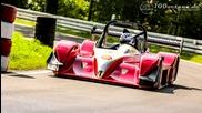 Norma Honda M20 - Bernd Letmade - Osnabrucker Bergrennen 2014
