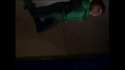 Funny Movie clip from Super Hero Movie