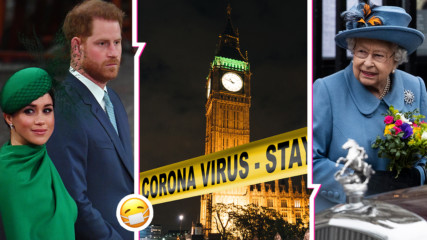 Британското кралско семейство срещу коронавируса! Как ще се предпазят и какви мерки взеха?