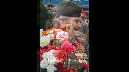 9 мая День победы - трезвый праздник! Слава Руси!