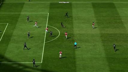 fifa 11 (my goal)