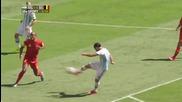 World Cup 2014 Brazil Argentina - Belgium 1:0 All goals & Full highlights H D