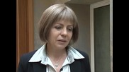 Фандъкова: Искаме специално внимание към определени региони