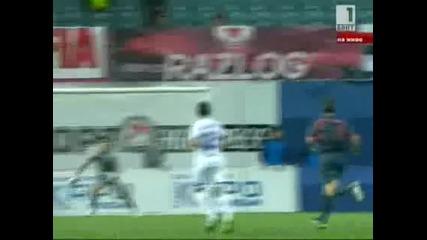 Динамо (м) - Цска 1:2 Динамо Москва на колене пред евробоеца
