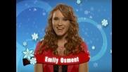 Happy Holidays from Hannah Montana-Disney Channel(Високо Качество)
