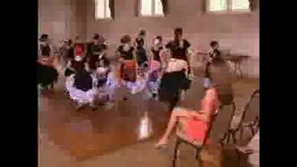 Класът По Фламенко Erda