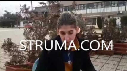 Калинка Деведжиева пред Struma.com
