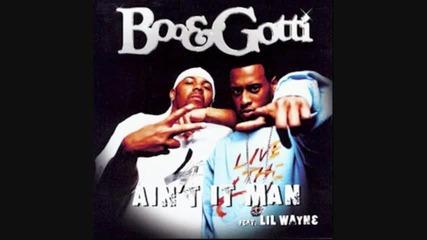 (instrumental) Boo & Gotti - Aint it Man