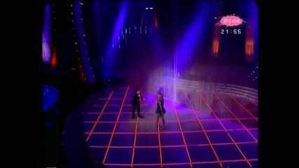 Milica Todorovic i Jovan Stefanovic - Ovako ne mogu dalje - Grand Parada - (TV Pink 2010)