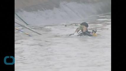 Hundreds Missing From China Boat Capsizing