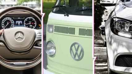Топ 10 на най-популярните и надеждни коли втора ръка в Германия