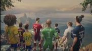 Велика игра е Футбола! Страхотно видео на Наик ! Гледаите !