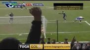 Блекбърн - Челси гол на Diouf 1 1