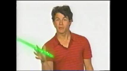 Nick Jonas Disney Channel интро / Camp Rock 2:the Final Jam/