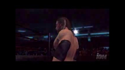 Smackdown  vs Raw 2008 Triple H Entrance!!