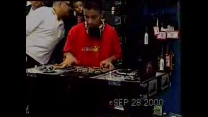 Dj Hazard Age 14 Scratching At G
