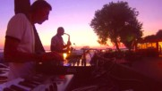 Sax Dj - Improvisation at sunset