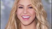 Шакира Blendamed 3d white luxe (реклама)