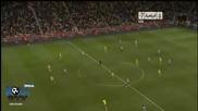 Швеция 2:3 Аржентина (приятелска среща) (06.02.13)