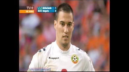 Български национален отбор по футбол 2012г.