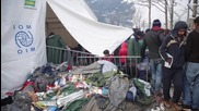 Greece: Refugees face deteriorating conditions at Greek-Macedonian border
