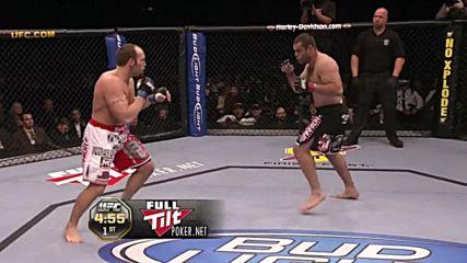 Ufc - Gabriel Gonzaga vs Shane Carwin