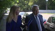 Switzerland: Isinbayeva 'optimistic' after Russian Olympic court hearing in Geneva