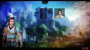 Age of Wulin - Character creation footage